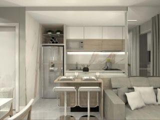 Foto do Apartamento-Apartamento - 1 Dormitório - Zona 08, Maringá, PR