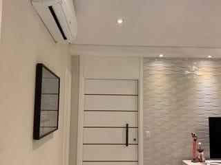 Foto do Apartamento-Apartamento à venda, Condomínio Boulevard Tamboré, Apartamento com 140 m² e 3 Suítes, Lazer Completo e Excelente Localização no Tamboré, Santana de Parnaíba, SP