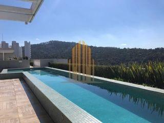 Foto do Apartamento-Apartamento 1 dormitório 1 com 1 vaga à venda, Tamboré, Santana de Parnaíba, SP