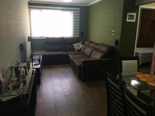 Foto do Apartamento-Apartamento no Indianpòlis ,2 Dorm, 1 banheiro ,1  vaga corberta 100mts