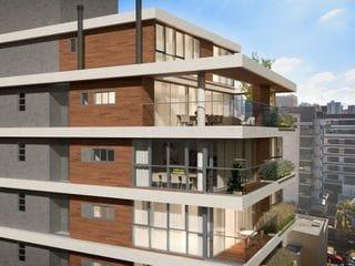 Foto do Apartamento-Apartamento à venda no bairro Água Verde com 3 suítes, metragem privativa de 153 m² e 3 vagas de garagem na melhor região de Curitiba