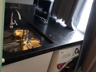 Foto do Apartamento-Apartamento para Venda em São Paulo, Barra Funda, 1 dormitório, 1 vaga