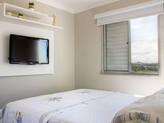 Foto do Apartamento-Apartamento à venda, Residencial das Ilhas, Bragança Paulista, SP. Espetacular apartamento novíssimo, agende sua visita.