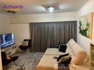 Foto do Apartamento-SALVAGGIO, 3 suítes, 3 vagas, 140m². Avenida Nossa Senhora de Fátima. Completo em armários e ar condicionado. Aceita permuta.