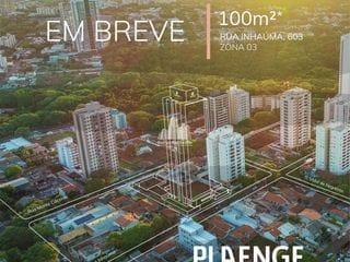 Foto do Apartamento-Apartamento à venda 3 Quartos, 2 Suites, 2 Vagas, 100M², ZONA 03, Maringá - PR