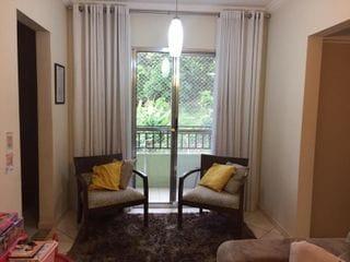 Foto do Apartamento-Apartamento com 3 dormitórios 65 m² por R$ 259.990 Valinhos/SP