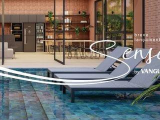 Foto do Apartamento-Sense - Vanguard - 62, 79 e 92m² = com 2 quartos com suíte ou 3 quartos com suíte- Bairro Terra Bonita - Londrina Pr