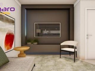 Foto do Apartamento-Porto Fino, 3 suítes, 125m², Torre 2, entrega em nov/21. Falta pouco para você morar no lançamento mais aguardado dos últimos anos: Torre Paraggi.