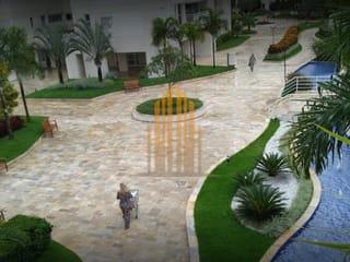 Foto do Apartamento-Apartamento 3 suítes com 3 vagas de garagem no Ghaia Tamboré, Santana de Parnaíba, SP à venda.