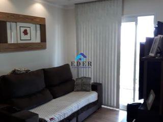 Foto do Apartamento-Cod 3183 Apartamento defronte ao SESI, 03 dorm. (01 suite) todos com planejados, sala 02 ambientes..
