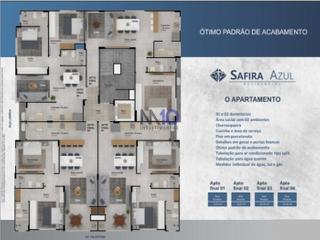 Foto do Apartamento-Edifício Safira Azul