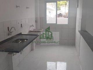 Foto do Apartamento-Apartamento para locação com 2 dormitórios, 57 m² - Condomínio Raiza lll, Vila Boa Vista, Barueri/SP