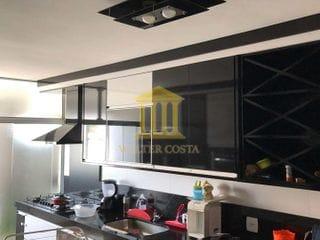 Foto do Apartamento-Apatamento de 115m², 3 Dormitórios, 3 Suítes, 2 Vagas de Garagem, no Bairro Jardim São Carlos, em Sumaré -  SP.