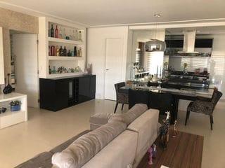 Foto do Apartamento-Lindo Apartamento de 110m² todo mobiliado com 2 suítes, 2 vagas e varanda gourmet, à venda, Jabaquara, São Paulo, SP