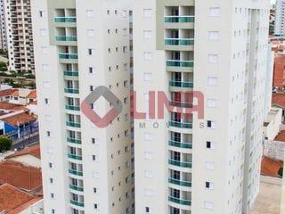Foto do Apartamento-Lindo apartamento com 02 dormitórios (1 suíte) no Residencial Premiatto