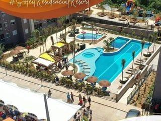Foto do Apartamento-Vendo Apartamento SOLEIL, Andar Alto Vista Mata/Lago 3 Dormitórios, Bragança Paulista SP