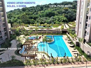Foto do Apartamento-Vendo Vista Para Mata, Apartamento SOLEIL, Bragança Paulista SP