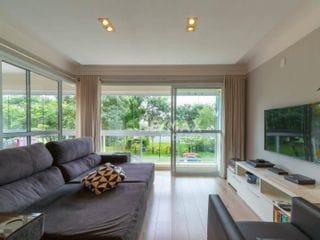 Foto do Apartamento-Venda - Apartamento 2 suítes e 2 vagas, 103,64m² – Wonders Galleria - Campinas/SP – R$ 1.097.000,00