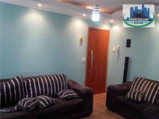 Foto do Apartamento-Apartamento residencial à venda, Jardim Cocaia, Guarulhos - AP0045.