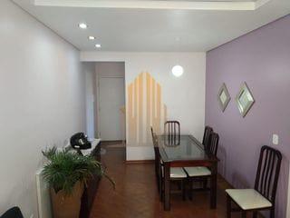 Foto do Apartamento-Apartamento à venda, Vila Iracema com 2 dormitórios/ sendo 1 suíte e uma vaga.