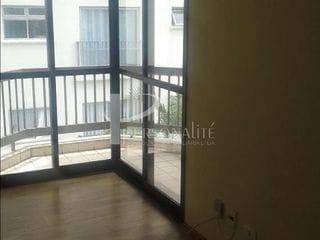 Foto do Apartamento-Apartamento residencial para venda e locação, Água Rasa, São Paulo.