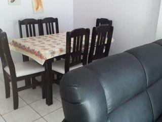 Foto do Apartamento-Apartamento à venda, 66 m² por R$ 265.000,00 - Vila Caiçara - Praia Grande/SP