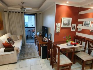 Foto do Apartamento-Burle Marx Bauru, 2 dormitórios sendo 1 suíte, 2 varandas sendo 1 gourmet com vista linda da cidade, próx. ao Bauru Shopping, excelente local