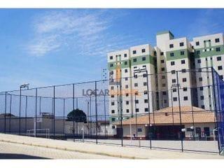 Foto do Apartamento-Apartamento de 3/4 com elevador e 2 vagas de garagem a 5 minutos da Av. Olivia Flores