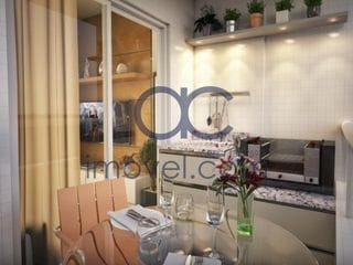 Foto do Apartamento-Apartamento para Venda em Praia Grande, Vila Caiçara, 2 dormitórios, 1 suíte, 2 banheiros, 1 vaga