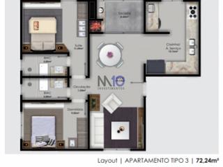 Foto do Apartamento-Apartamento em Balneário Camboriú - SC