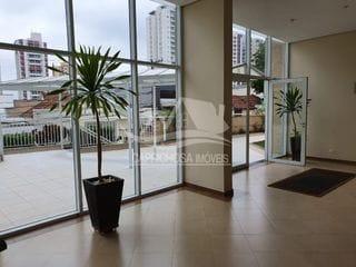 Foto do Apartamento-Apartamento com móveis planejados nos quartos, sala, banheiro, cozinha e lavanderia, piso laminado e 01 vaga de garagem coberta à venda, Tatuapé, SAO PAULO - SP