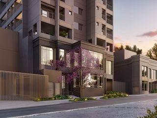 Foto do Apartamento-Living Alto do Ipiranga - Lançamento de 98 e 125m² com 3 e 4 Quartos, 2 Suítes e 2 Vagas - Lazer Completo, Vila Dom Pedro I, São Paulo, SP