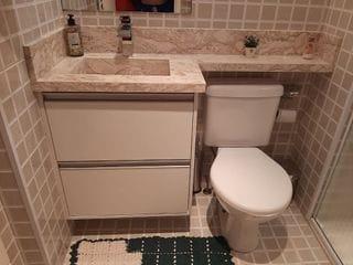 Foto do Apartamento-Apartamento com 3 dormitórios à venda, 64 m² por R$ 405.000 - Ponte Grande - Guarulhos/SP
