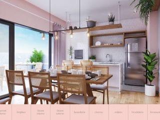 Foto do Apartamento-Conheça este maravilhoso PRÉ-LANÇAMENTO no  Água Verde  I  Apartamento 2 quartos com suíte  I  56m² privativos  I  Bloom