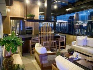 Foto do Apartamento-COBERTURA COM  3 DORMITÓRIOS NO ALPHA PARK Á VENDA 191M²  3 SUÍTES