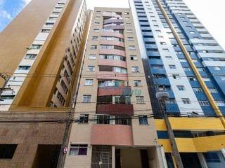Foto do Apartamento-Apartamento com 1 dormitório à venda, 43 m² por R$ 245.000,00 - Centro - Curitiba/PR