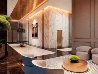 Foto do Apartamento-LANÇAMENTO I 3 suítes I 160m² no Ed. Casa Milano
