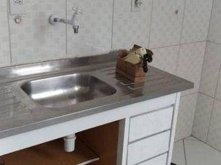 Foto do Apartamento-Apartamento com 1 dormitório para alugar, 38 m² por R$ 1.050/mês - Campos Elíseos - São Paulo/SP