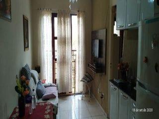 Foto do Apartamento-Apartamento à venda, Jardim Morumbi, Indaiatuba.