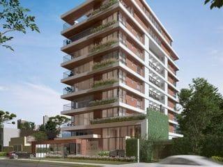 Foto do Apartamento-Lalique Residence 3 Quartos 3 Suítes 3 Vagas 153m² Face Norte Lançamento Clube Curitibano