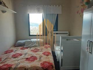 Foto do Apartamento-Apartamento para locação com 2 dormitórios e 1 vaga no Jd. Belval- Barueri