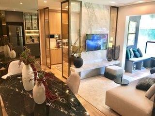 Foto do Apartamento-Apartamento Atmosfera Brooklin e obras última unidade