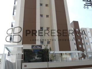Foto do Apartamento-Apartamento com ótima localização à venda com 01 dormitório e 35m² no Edificio Le Mans, Centro, Bauru, SP