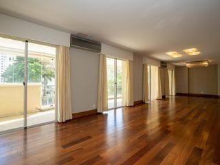Foto do Apartamento-Apartamento à venda com 04 dormitórios, 04 suítes, 252,92m² de área útil, cômodos bem dispostos e espaçosa varanda - Campo Belo, São Paulo - SP