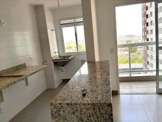 Foto do Apartamento-Apartamento 2 dormitórios, sendo 1 suíte, sacada, todo em porcelanato no Condomínio Avalon em Bauru, SP