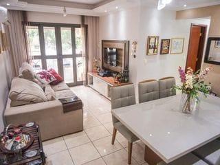 Foto do Apartamento-Apartamento à venda no Monte Castelo, 3 dormitórios, sendo 1 suíte, moveis planejados, Vila Coralina, Bauru, SP