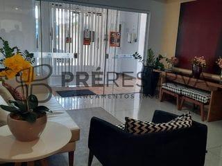 Foto do Apartamento-Excelente apartamento mobiliado com 01 dormitório no Residencial Marinha do Arvoredo Bauru - SP. Segurança e qualidade de vida para você e sua família!