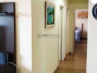 Foto do Apartamento-Apartamento com sacada, 3 quartos sendo 1 suíte e 3 banheiros à venda, Vila Nova Cidade Universitária, Bauru, SP. Pré Reserva Inteligência Imobiliária