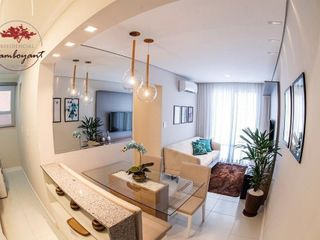 Foto do Apartamento-Apartamento à venda 3 Quartos, 1 Suite, 2 Vagas, 62.1M², Parque Brasília, Campinas - SP | Residencial Flamboyant