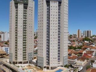 Foto do Apartamento-Lindo Apartamento à venda no Arte Brasil Residencial, 3 dormitórios sendo 1 suíte, móveis planejados, sacada, Vila Santa Tereza, Bauru, SP
